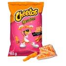 Cheetos Crunchos Cheese & Ham Toast Flavour Corn Crisps 165 g