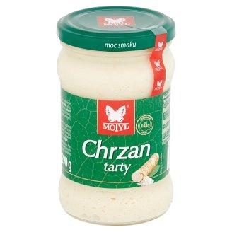 Motyl Chrzan tarty 290 g