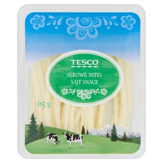 Tesco Cheese Thread 65 g