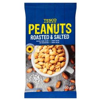 Tesco Roasted & Salted Peanuts 500 g