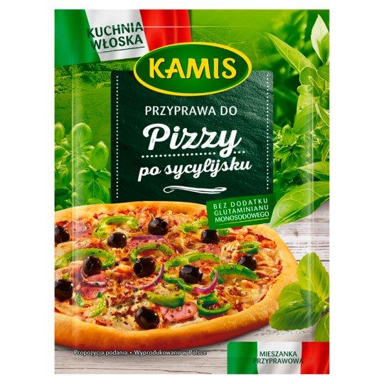 Kamis Kuchnia Włoska Sicilian Style Pizza Seasoning Spice