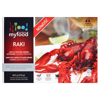 MyFood Whole Crayfish in Wine Brine Cooked 800 g