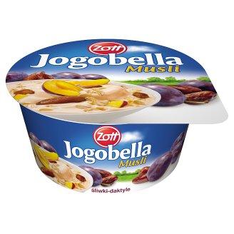 Zott Jogobella Musli śliwka-daktyle Jogurt 150 g