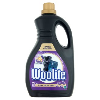 Woolite Darks Denim Black with Keratin Washing Liquid 3 L (50 Washes)