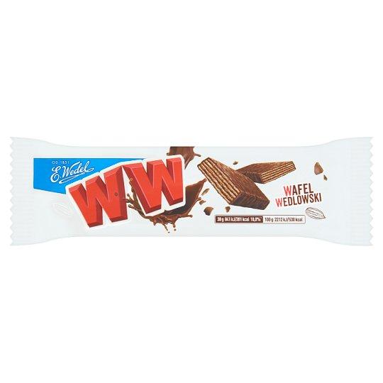 E. Wedel WW Wafel Wedlowski 38 g