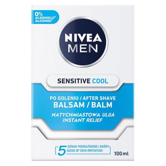 image 1 of NIVEA MEN Sensitive Cooling After Shave Balm 100 ml