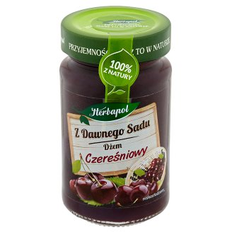 Herbapol Z Dawnego Sadu Low Sugar Sweet Cherry Jam 240 g