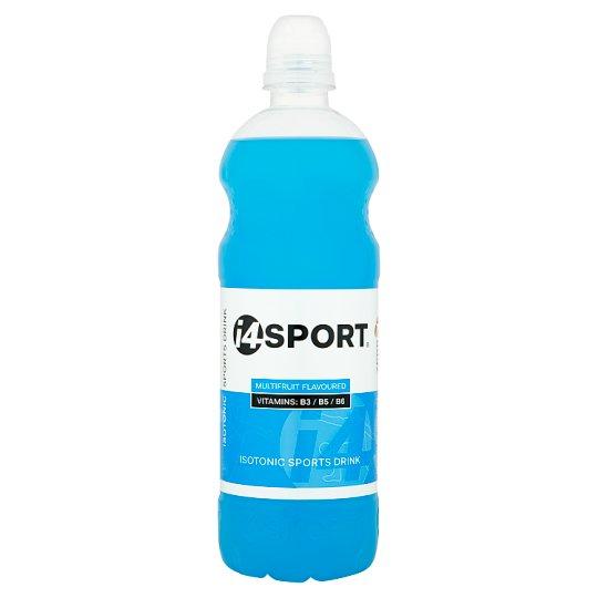 i4Sport Napój izotoniczny niegazowany o smaku wieloowocowym 0,7 l