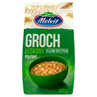 Melvit Yellow Split Peas 400 g