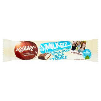 Wawel Milkizz Filled Milk Chocolate 30 g