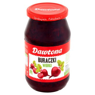 Dawtona Grated Beetroot 510 g