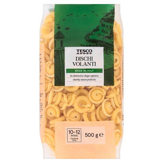 Tesco Dischi Volanti Egg Free Pasta 500 g