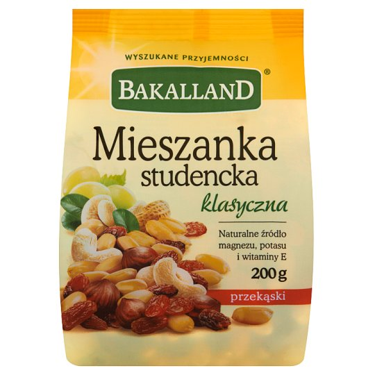 Bakalland Classic Studencka Mix 200 g