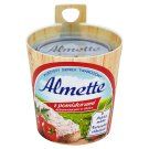 Almette with Tomatoes Ripening in the Sun Fluffy Cottage Cheese 150 g