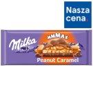 Milka Czekolada mleczna Peanut Caramel 276 g