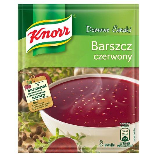 Knorr Domowe Smaki Barszcz czerwony 53 g