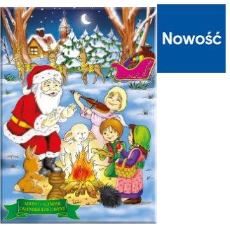 Rakpol Advent Calendar 75 g
