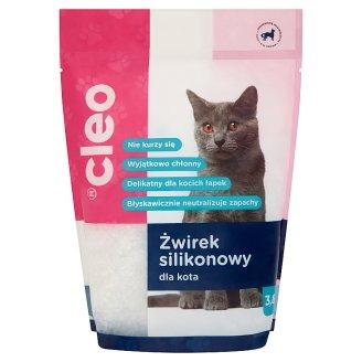 Cleo Żwirek silikonowy dla kota  3,8 l