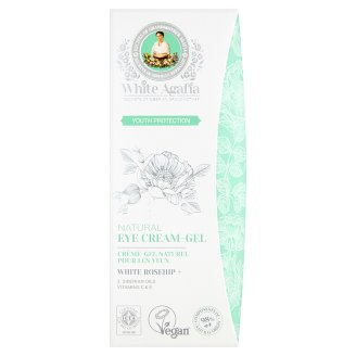 White Agafia Youth Protection Natural Eye Cream-Gel 30 ml