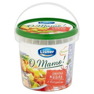 Lisner O Mamo! Sałatka kebab z kurczakiem 500 g