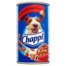 Chappi Complete Food for Adult Dogs with Beef and Carrots in Sauce 1200 g