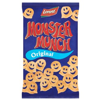 Monster Munch Crispy Potato Snack Salted 50 g