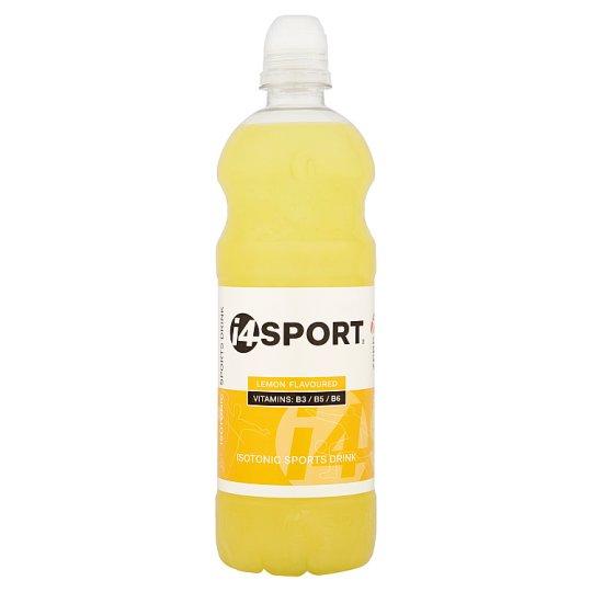 i4Sport Napój izotoniczny niegazowany o smaku cytrynowym 0,7 l