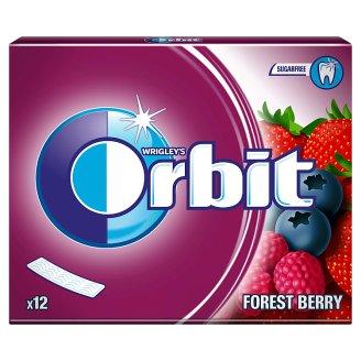 Orbit Forest Berry Sugarfree Chewing Gum 31 g (12 Pieces)
