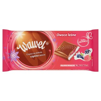Wawel Forest Fruits Filled Milk Chocolate 100 g