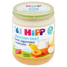 HiPP BIO Owocowy Duet Deser jogurtowy z owocami po 6. miesiącu 160 g