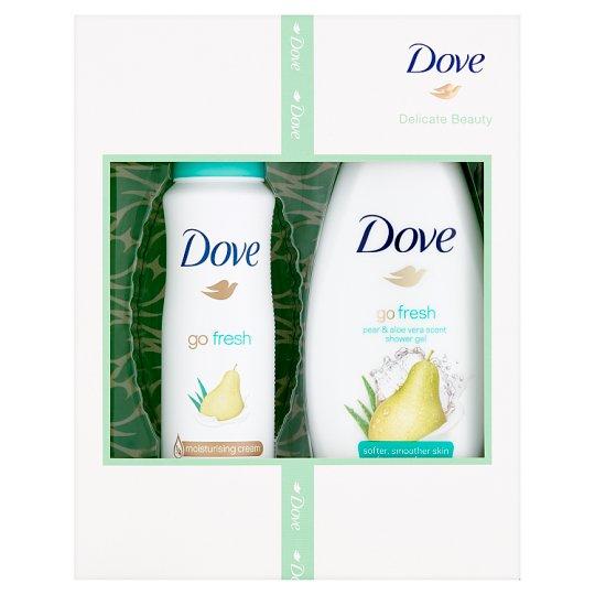 Dove Delicate Beauty Cosmetic Set