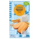 Tesco Cereals & Milk Ciastka zbożowe 300 g (6 x 50 g)