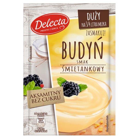 Delecta Cream Flavoured Pudding 64 g