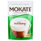 Mokate Caffetteria Cappuccino o smaku orzechowym 110 g
