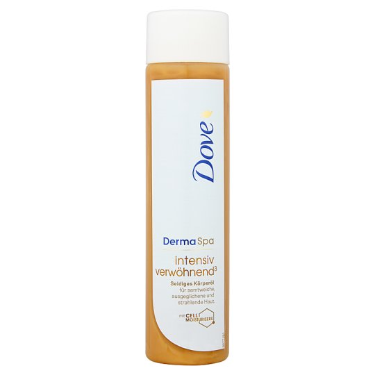 Dove Derma Spa Goodness3 Olejek do ciała 150 ml