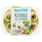 SuperFish Herring Fillets with Olives and Pesto 160 g