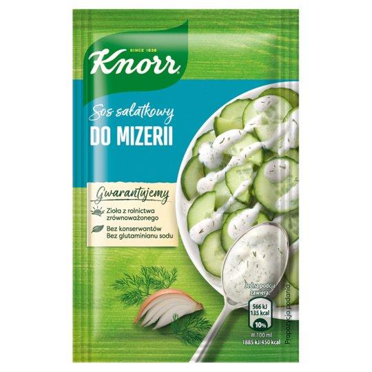 Knorr Sos sałatkowy do mizerii 10 g