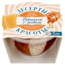 Fitocosmetic Pot with Honey Nourishing Body Scrub 220 ml