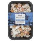 Tesco Mieszanka skorupiaków i mięczaków morskich blanszowana 225 g
