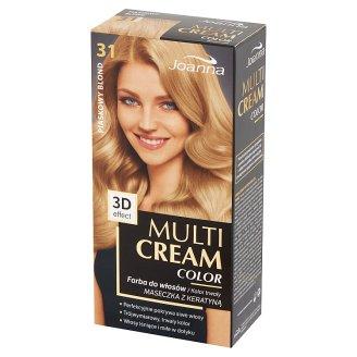 Joanna Multi Cream color Farba do włosów 31 Piaskowy blond