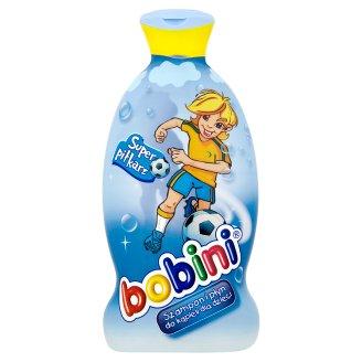 Bobini Szampon i płyn do kąpieli Super piłkarz 400 ml