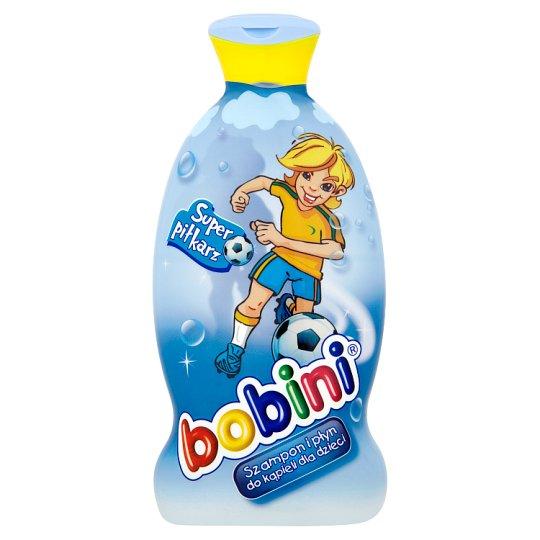 Bobini Super Footballer Shampoo and Bubble Bath for Children 400 ml