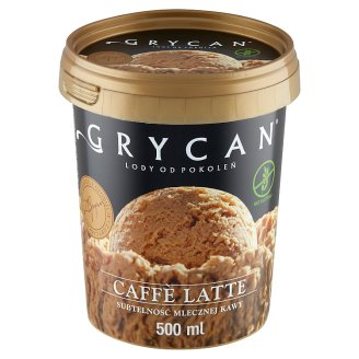 Grycan Caffé Latte Ice Cream 500 ml