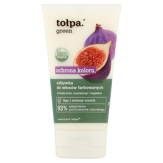 tołpa Green Color Protection Revitalizing Conditioner for Colored Hair 150 ml