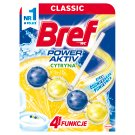 Bref WC Power Aktiv Lemon Toilet Rim Block 50 g