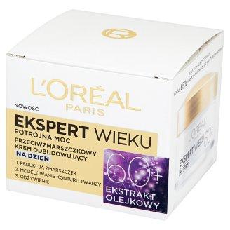 L'Oreal Paris Ekspert Wieku 60+ Triple Power Anti-Wrinkle Rebuilding Day Cream 50 ml