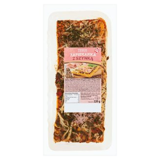 Tesco Casserole with Ham 220 g