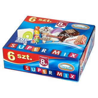 Koral Super Mix Lody 680 ml
