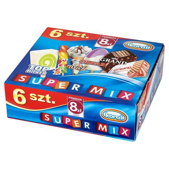 Koral Super Mix Ice Cream 680 ml