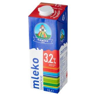 Łowicz Łowickie Long Life Milk UHT 3.2% 1 L